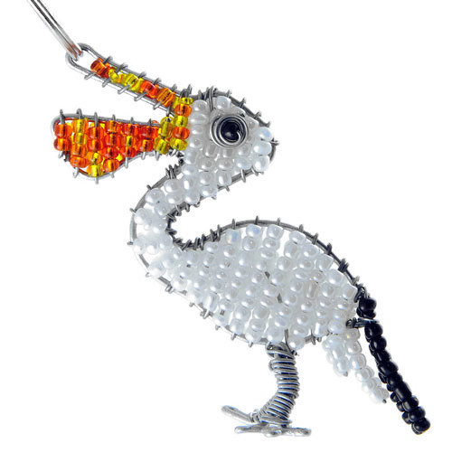 pelican key chain, pelican keychain, pelican keyring