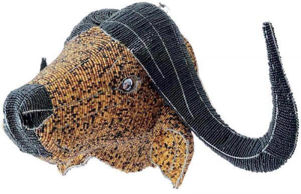 buffalo trophy head